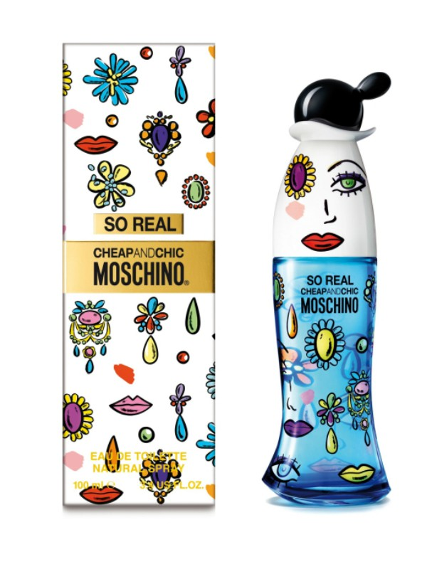 Pravo osveženje: Moschino So Real Cheap And Chic