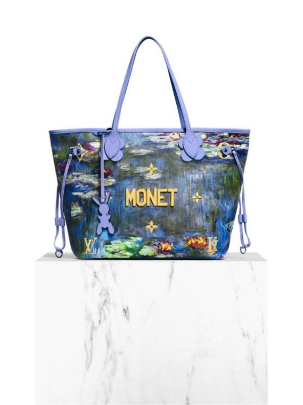 Torba kao umetnost: nova kolekcija Louis Vuitton i Džefa Kunsa