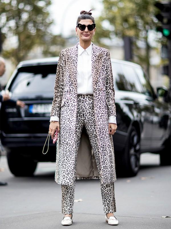 10 načina da nosite leopard print kao Đovana Batalja