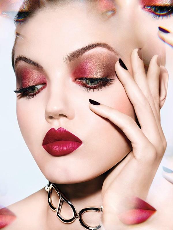 Dior predstavlja božićnu makeup kolekciju Precious Rocks