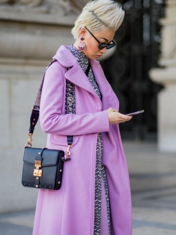 Street style: 30 kaputa u boji za dosadnu jesen