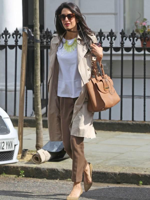 6 omiljenih torbi Amal Kluni