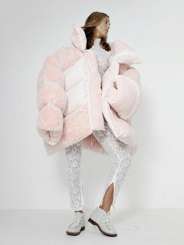 Plišana jakna: 10 trendi modela za zimu