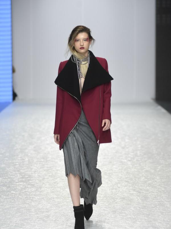Revije istaknutih domaćih autora obeleležile treće veče 42. Belgrade Fashion Week-a