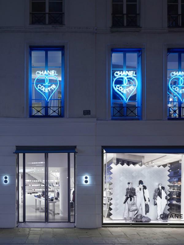 Chanel je otvorio pop-up u koncept prodavnici Colette