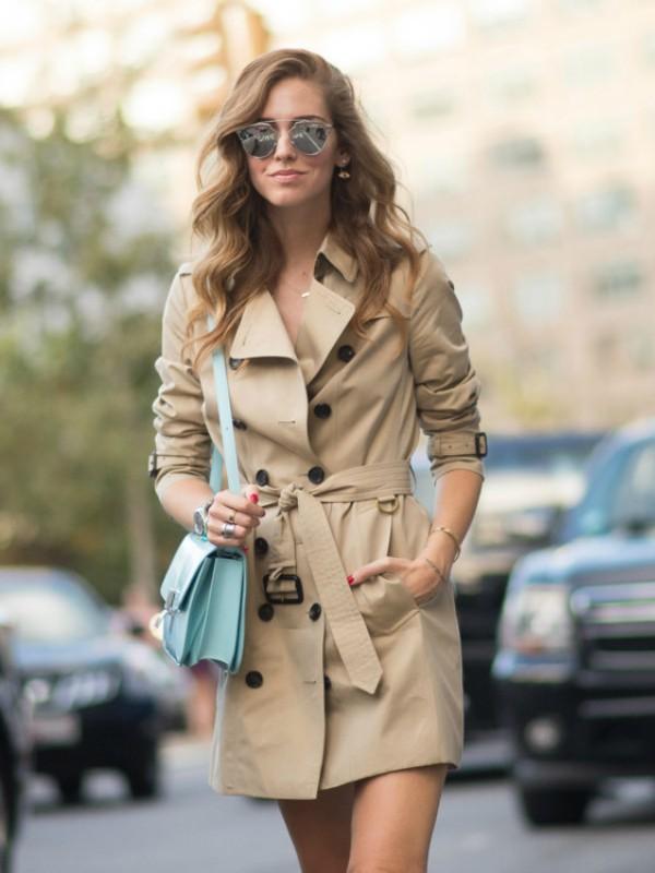 Street style: 30 načina da izgledate šik u trenč mantilu