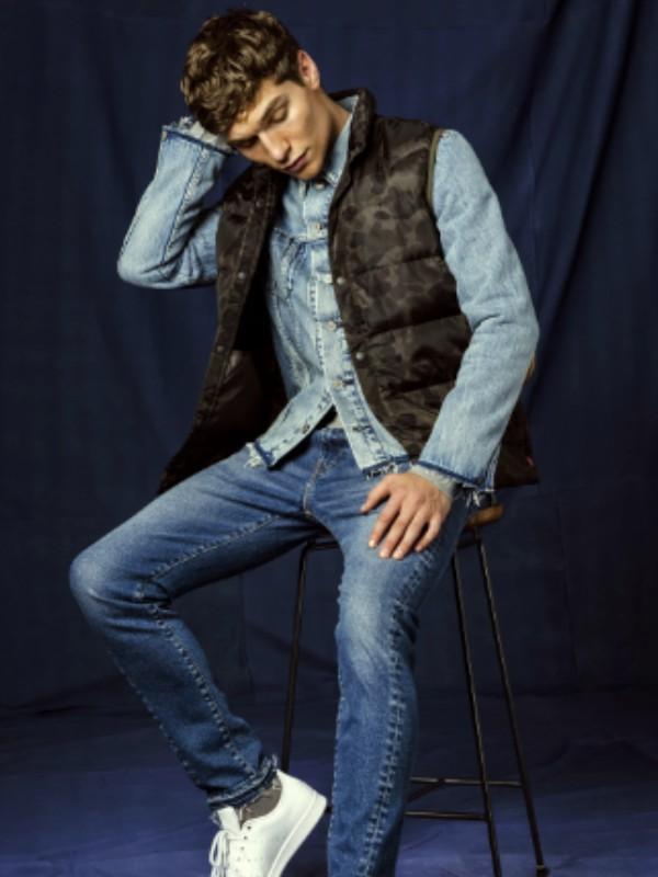 Pola veka kultne Levi's teksas jakne