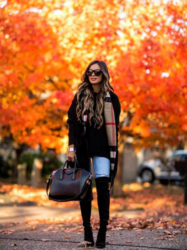 Jesenja modna inspiracija: blogerka Marija Vizuete