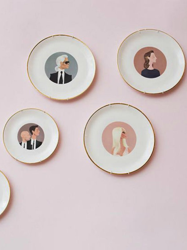Moda na tanjiru - poznati dizajneri na porcelanu