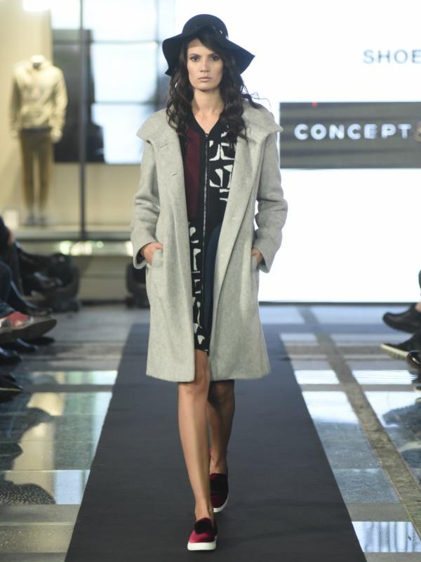Revija u srcu grada za kraj Belgrade Fashion Week-a