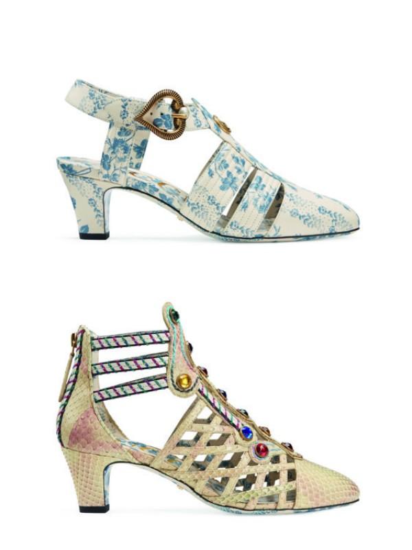 Šik i sjaj: cipele iz Gucci kolekcije proleće/leto 2018