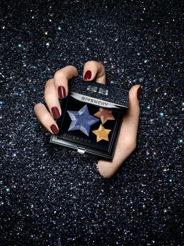 Pet zvezdica: božićna kolekcija Givenchy šminke