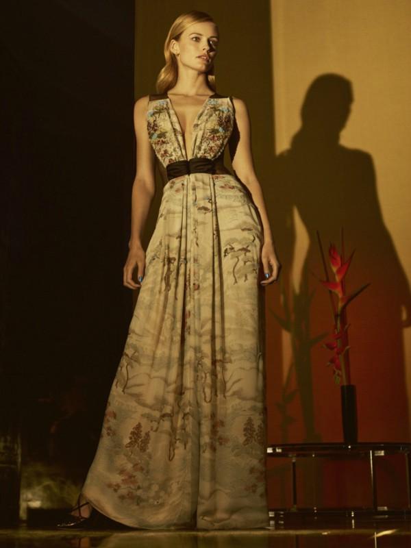 Capsule kolekcija večernjih haljina Giorgio Armani