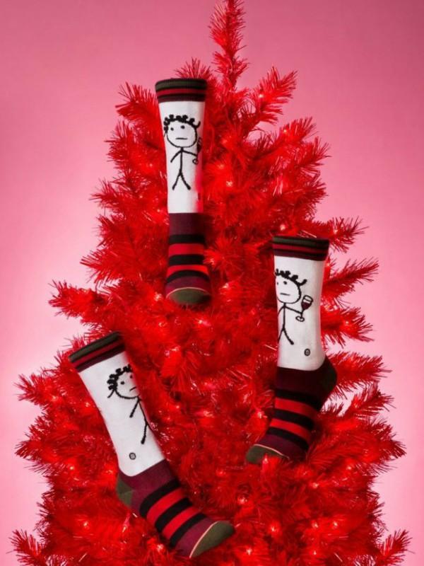 Rijana predstavila svečanu kolekciju čarapa