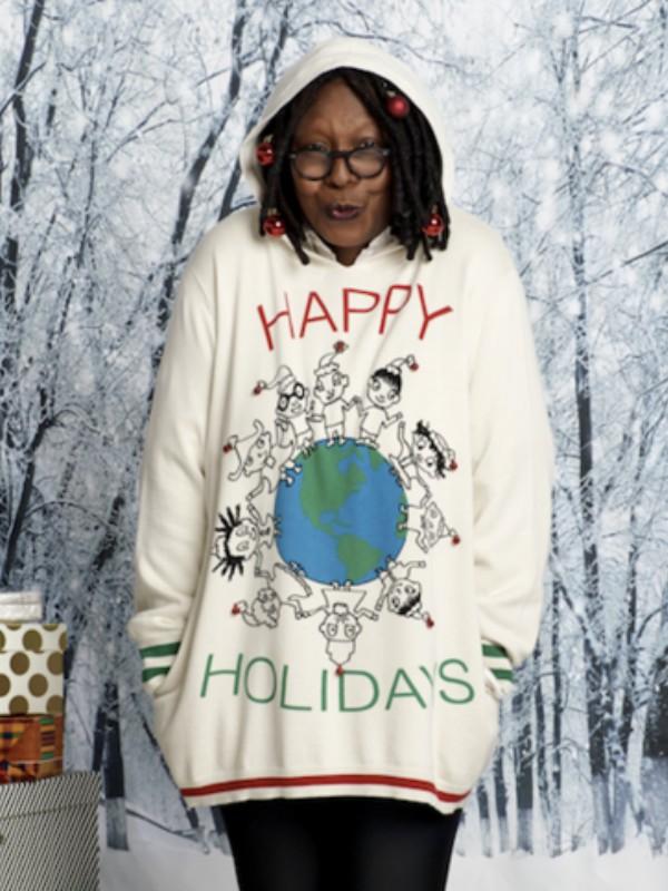 Vupi Goldberg je izdala novu kolekciju džempera