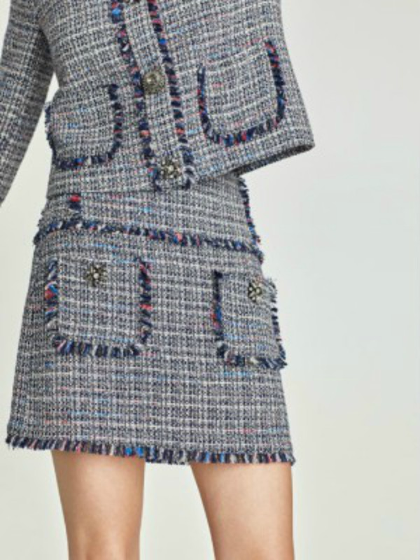 Moderne mini suknje iz high street ponude