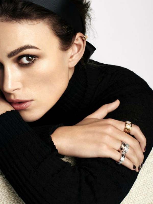 Kira Najtli peva u novoj reklamnoj kampanji Chanel