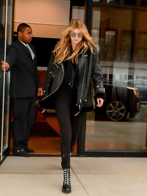 15 jakni sa krznom u stilu Điđi Hadid