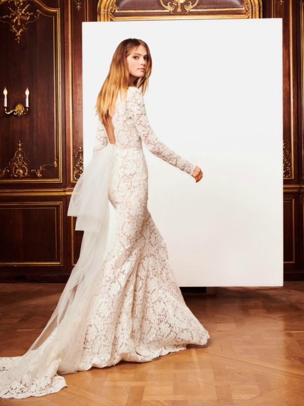 Kolekcija venčanica Oscar de la Renta proleće/leto 2018