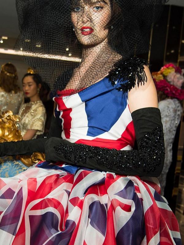 Revija Dolce & Gabbana Alta Moda u Londonu
