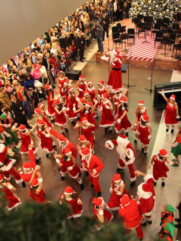 Coca Cola Ušće čarobni grad otvara vrata 1. decembra