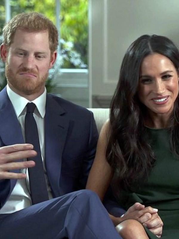 Intervju - princ Hari otkriva kako je zaprosio Megan Markl