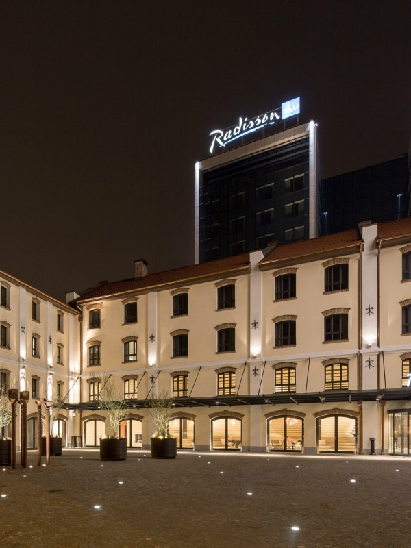 "Radisson Blu Old Mill Hotel, Belgrade dobitnik ""World Luxury Hotel Awards"" nagrada"
