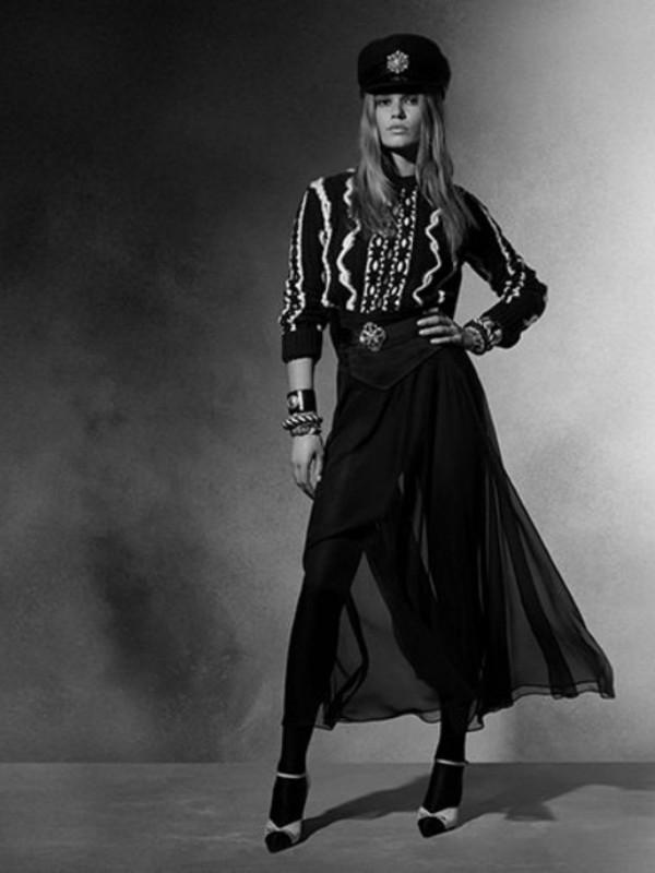 Pariz-Hamburg: nova kolekcija Chanel Métiers d'art