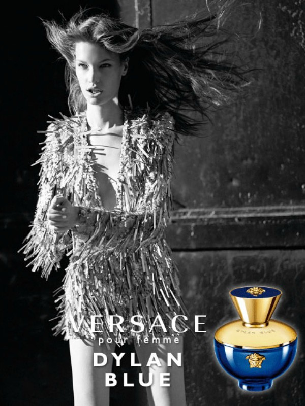 Versace lansira snažan i senzualan Dylan Blue miris za žene