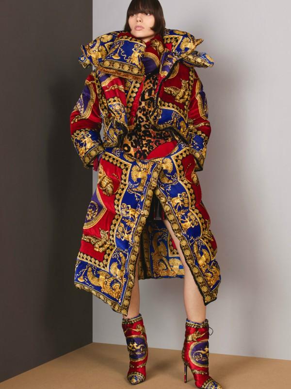 Versace Pre-Fall kolekcija 2018