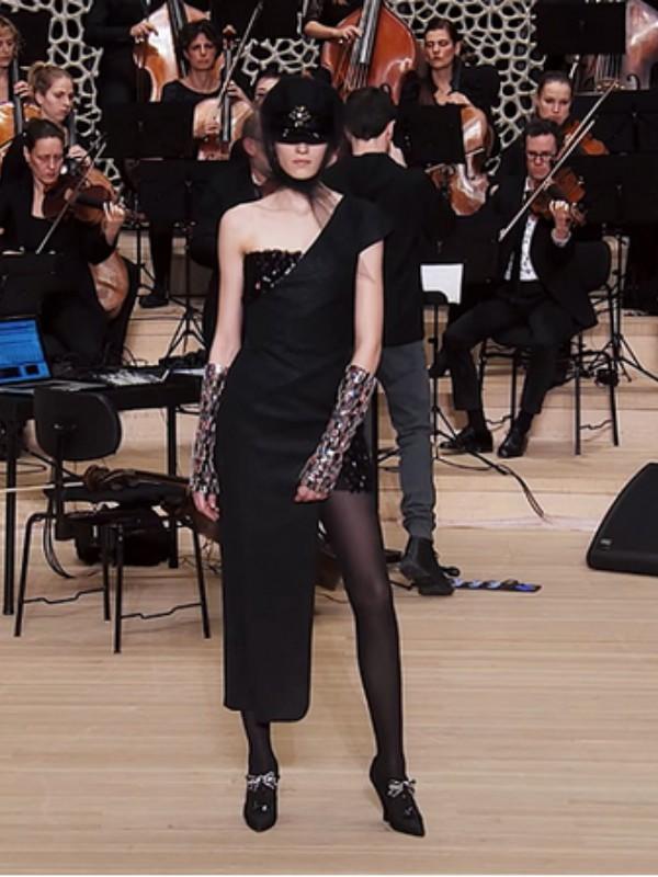 Moda detaljno: kako nastaju Chanel haljine