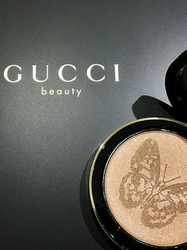 Praznična makeup kolekcija brenda Gucci