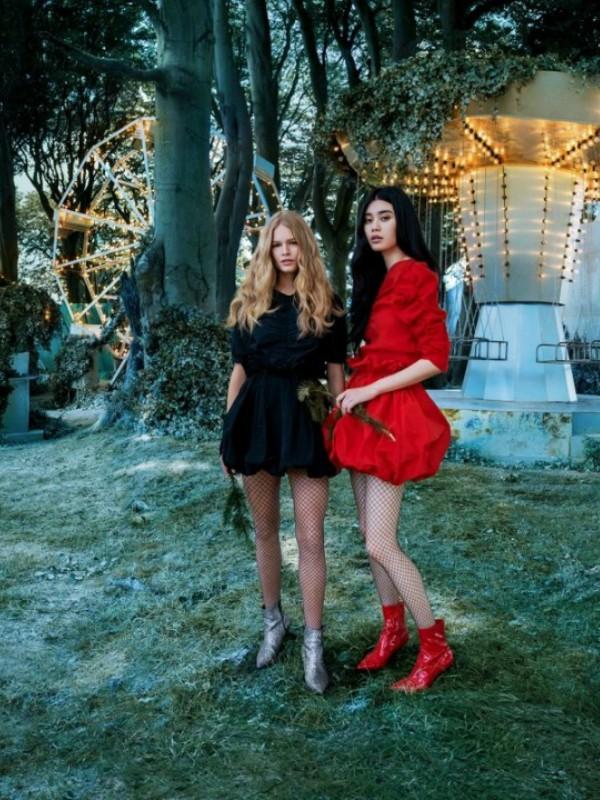 """Top 5 haljina u crvenoj boji iz popularnih """"high street"""" brendova"""