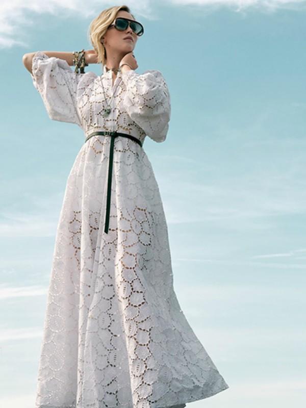 Dženifer Lorens u novoj Dior Resort 2018 kampanji