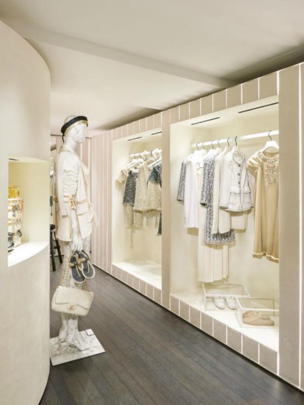 Chanel otvorio butik u Kurševelu