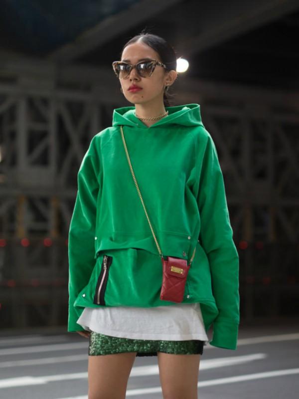"""Street style: 40 razloga da se ponovo zaljubite u """"hoodie"""""""