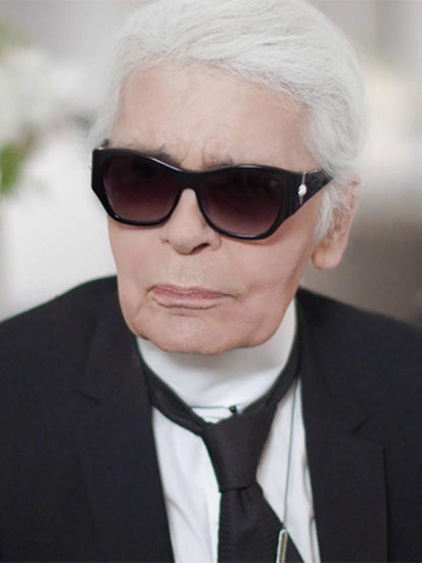 Bez kojih kozmetičkih proizvoda ne može da živi Karl Lagerfeld