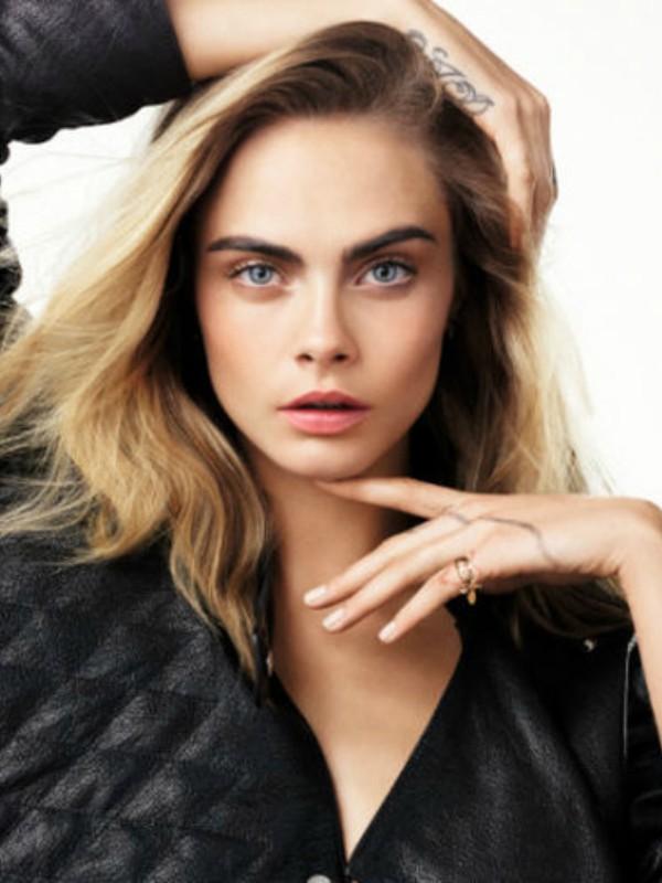 Kara Delevinj u novoj kampanji Dior Capture Youth