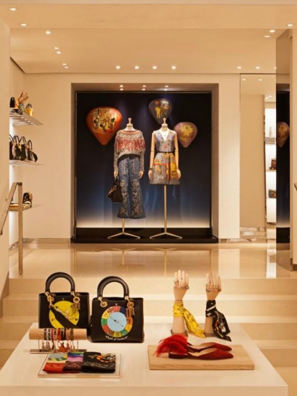 Obnovljena Dior prodavnica u Madridu