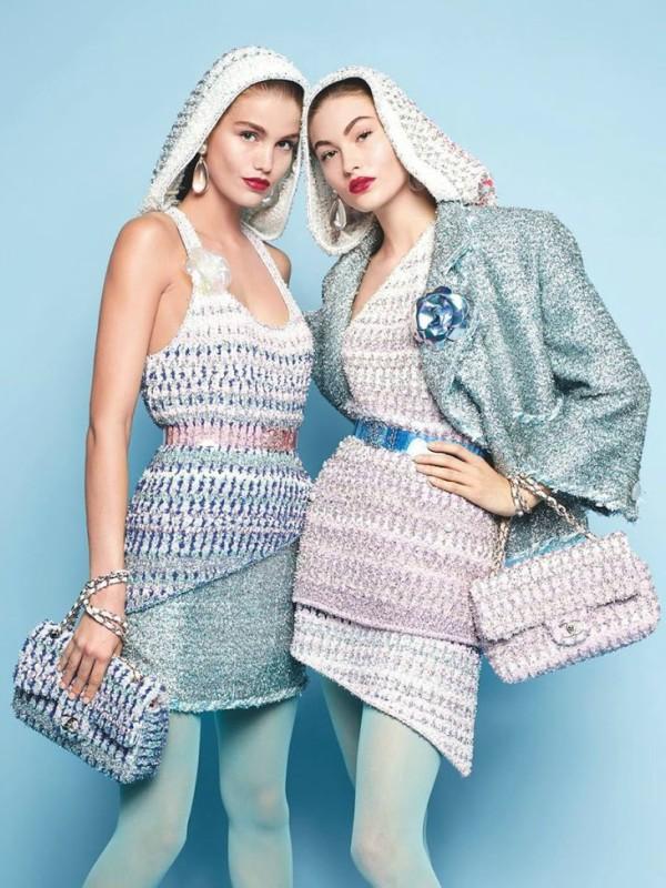 Kampanja Chanel proleće/leto 2018