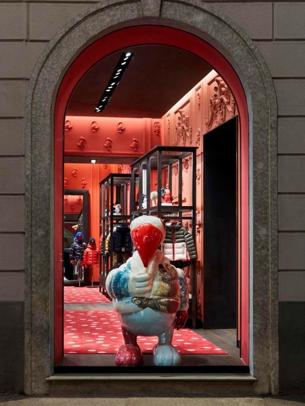 "Moncler - prvi ""Enfant"" butik u Milanu"