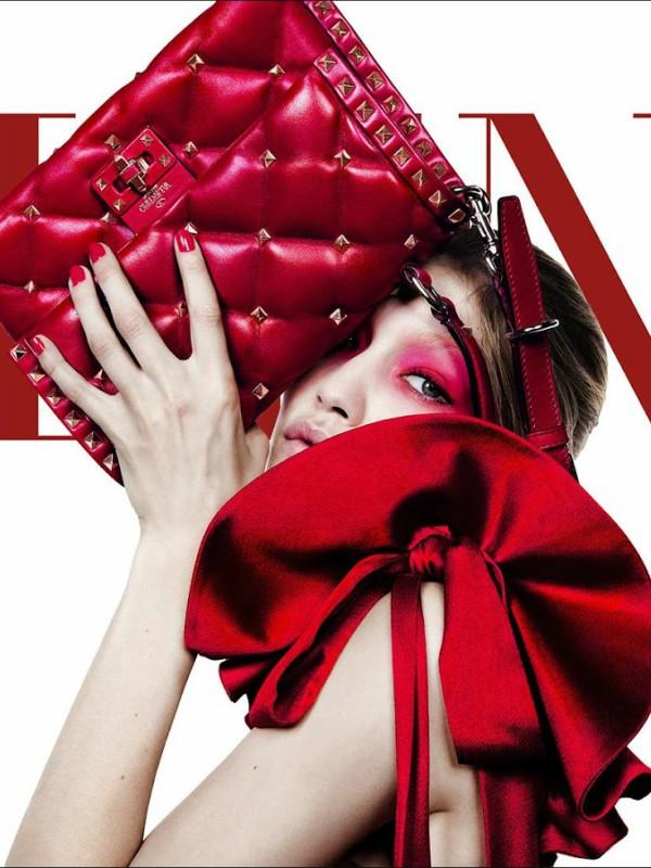 Điđi Hadid u novoj kampanji brenda Valentino