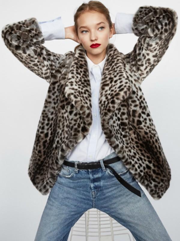 15 kaputa sa leopard printom koje volimo ove zime