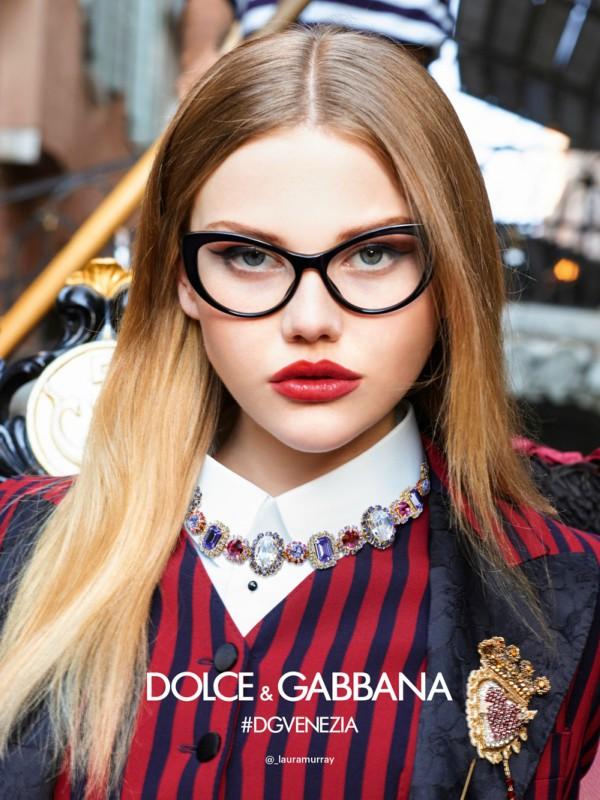 Šetnja Venecijom: reklamna kampanja Dolce & Gabbana proleće/leto 2018