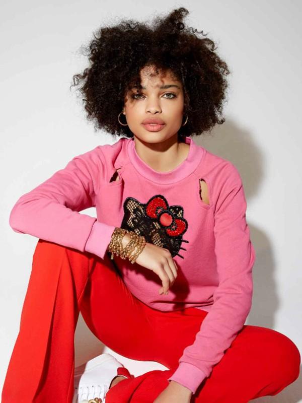 """Pinko """"Hello Kitty"""" Hello 2018! kolekcija"""