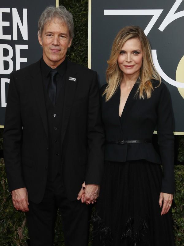 Najlepši parovi na dodeli nagrada Zlatni globus - 2018