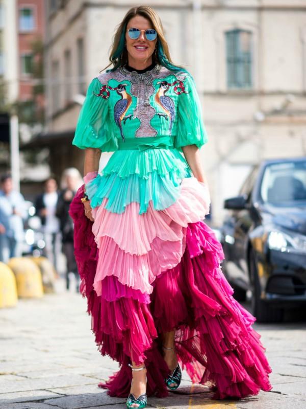 Ana Delo Ruso prodaje svoju garderobu