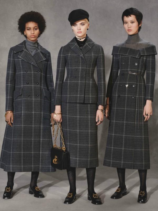Rodna ravnopravnost: kolekcija Dior Pre-Fall 2018