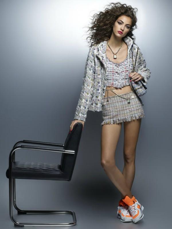 8 dokaza da su Chanel patike pogodne za sve