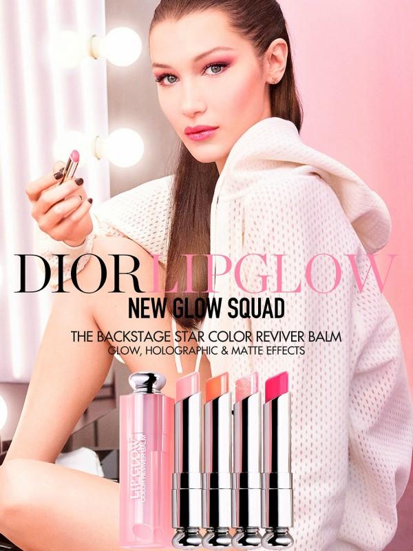 Lepa zaštita: nove nijanse balzama za usne Dior Lip Glow